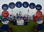 T55 wins best stand at the Lincolnshire show